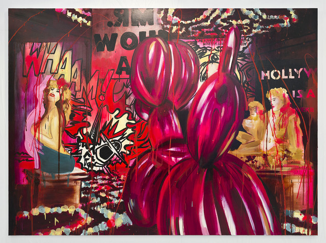 Rosson Crow, 'Pop Art Palladium', 2009, The Hole