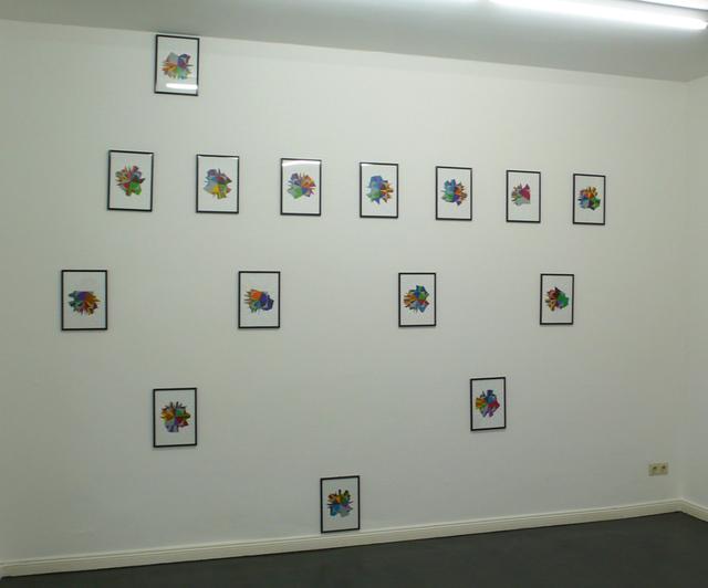 , 'Stammbaum oder die Platanenlehre,' 2005-2007, Barbara Wien