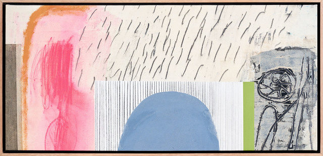, 'Color and line notations from a passionate conversation,' 2018, Hodges Taylor