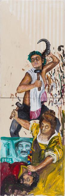 , 'Imundas e Abençoadas 2,' 2014, Zipper Galeria