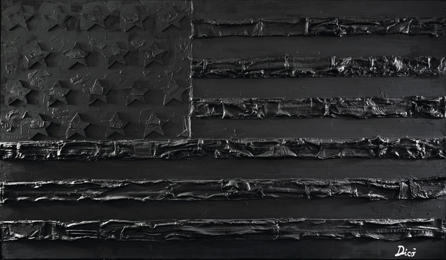 , 'USA Black Flag,' , SimonBart Gallery