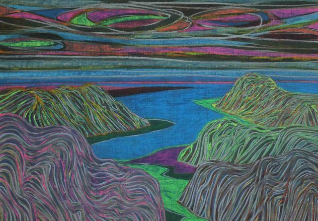 Wu Hsichi, 'Silent Landscape-16', 2015, Powen Gallery