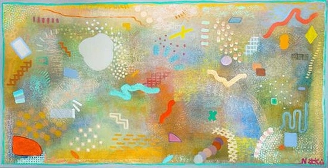 Robert Natkin, 'Iago March', 1971, Lawrence Fine Art