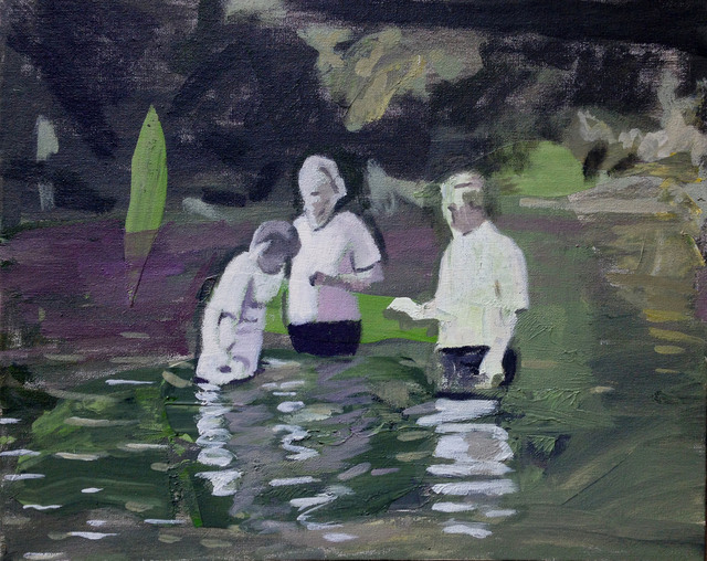 , 'The Baptism,' 2014, Luciana Caravello Arte Contemporânea