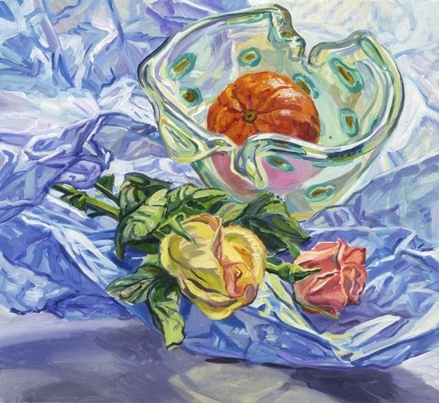, 'Roses and Tangerines,' 2002, Garvey | Simon