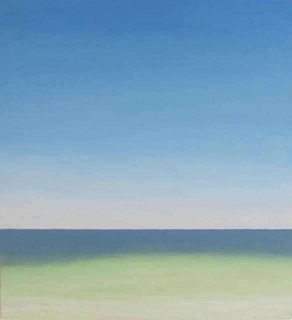 , 'back shore blue,' , Albert Merola Gallery