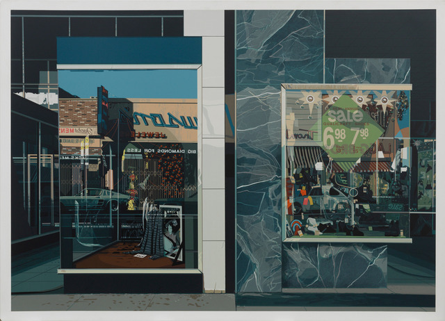 , 'Qualicraft Shoes,' 1974, Sims Reed Gallery