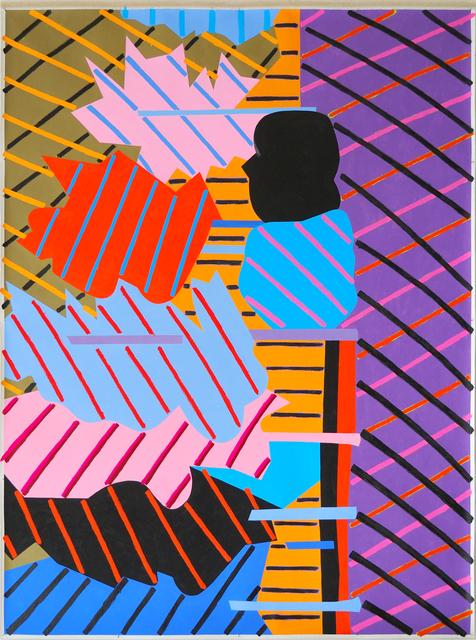 , 'BVD#54 Bert Vandael series,' 2018, Albert Baronian