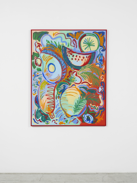 , 'Solo Pintura,' 2016, Laura Bartlett