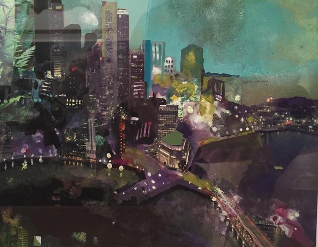 , 'Study for Metropolush,' 2011, Garvey | Simon