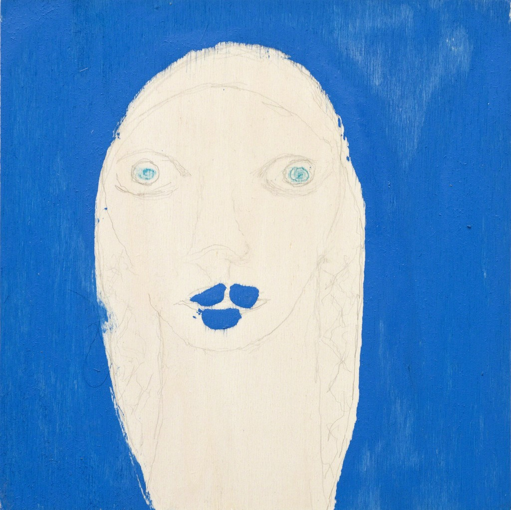 Untitled (Deep Blue)