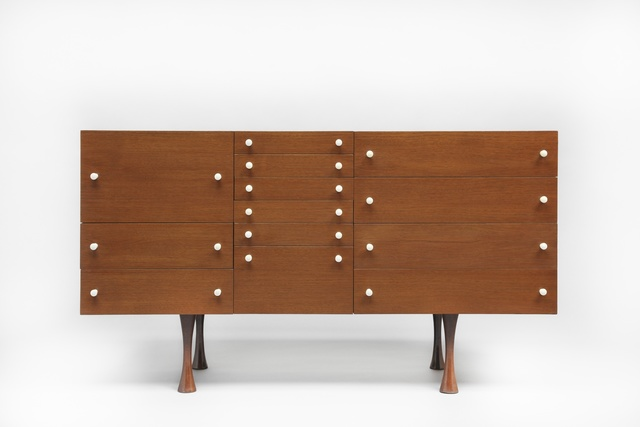 , 'Evelyne chest of drawers,' 1959, Galerie Pascal Cuisinier