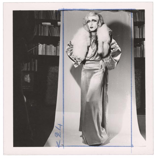 , 'Piège pour un travesti / Tirage préparatoire - Jean Harlow,' 1972, Galerie Christophe Gaillard