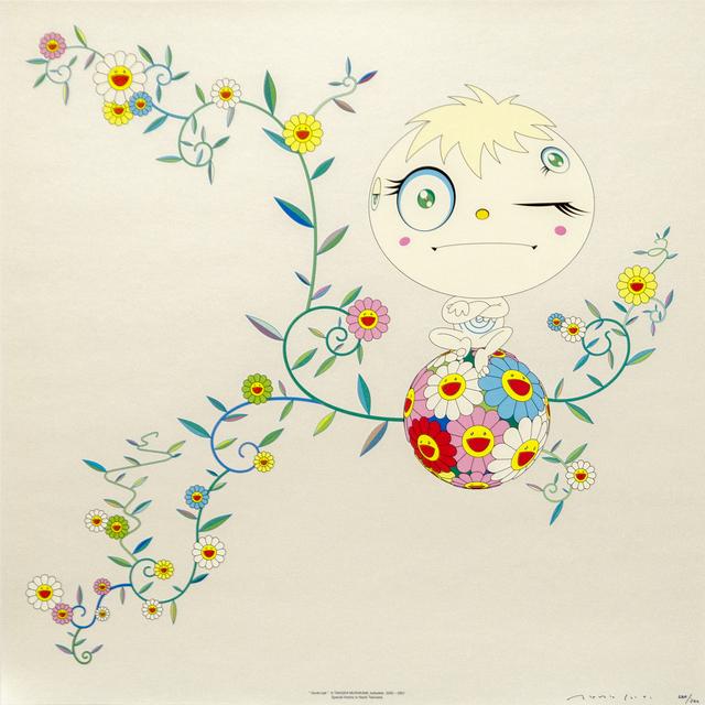 Takashi Murakami, 'Genki Ball', 2001, Heather James Gallery Auction