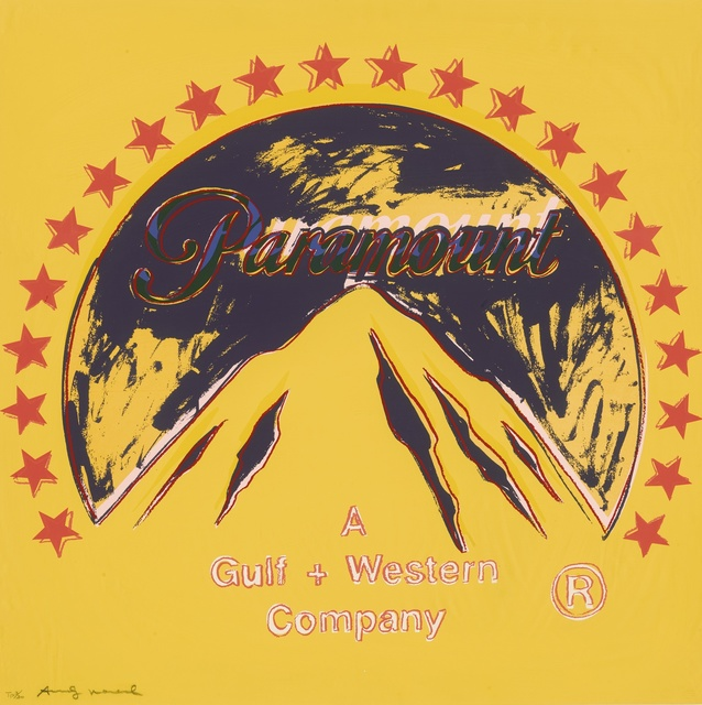 , 'Paramount TP (Unique Trial Proof), from the Ads Series,' 6379, Masterworks Fine Art