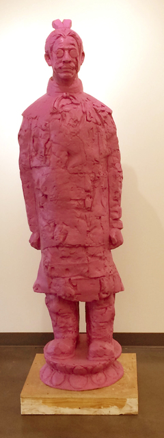 , 'Pink Warrior,' 2015, Turner Carroll Gallery
