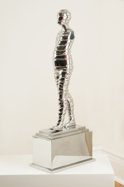 , 'Wrapped Steel Man,' 1970, Adamar Fine Arts