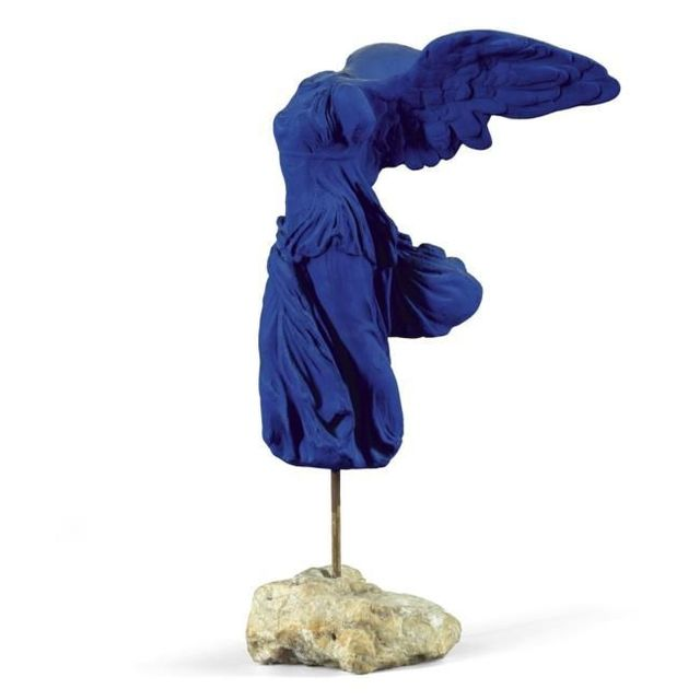 Yves Klein, 'Victoire de Samothrace', 1962 -1963, Opera Gallery