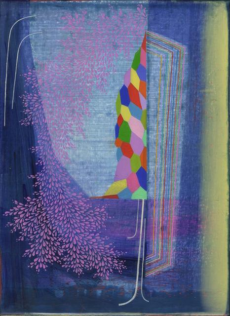 , 'Sky Blue Pink,' 2018, Adah Rose Gallery