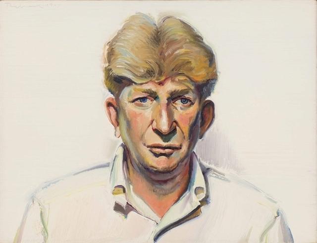 Wayne Thiebaud, 'Portrait of Sterling Holloway', Christie's