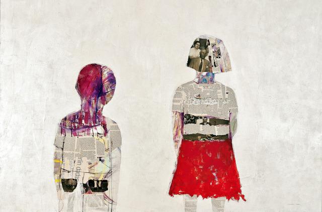 , 'Children,' 2012, Anna Laudel