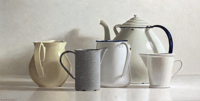 , '5 jugs,' 2018, Smelik & Stokking Galleries