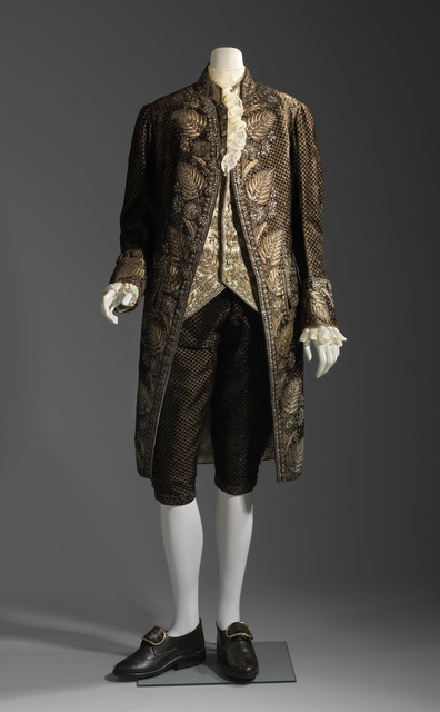 , 'Suit, French,' 1780, Legion of Honor