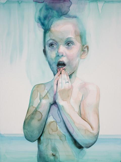 , 'Rush, Float...Hush,' 2016, Abend Gallery