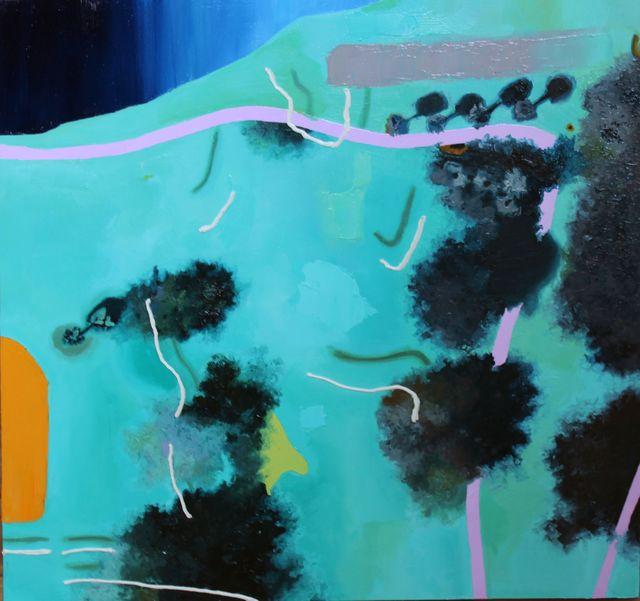 , 'Earth 3,' 2017, Alvarez Gallery