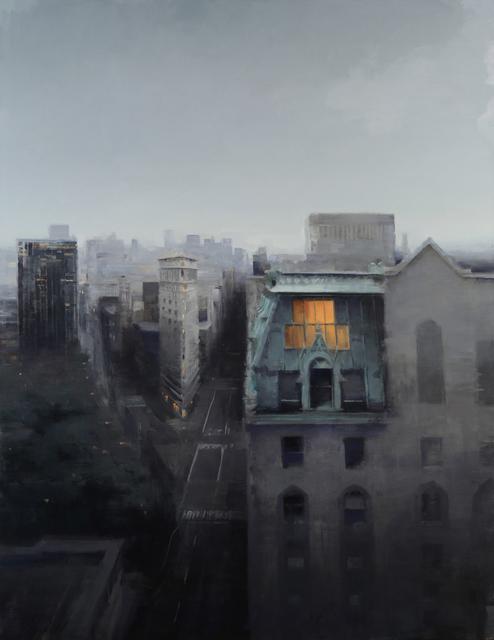 Kim Cogan, '5th Avenue ', 2018, Gallery Henoch