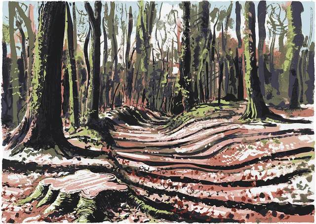 , 'Red Carpet (4/65),' , Water Street Gallery