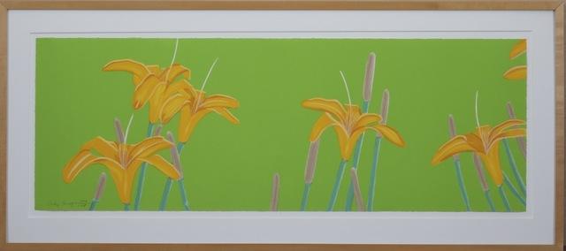 Alex Katz, 'Day Lilies', 1992, Rachael Cozad Fine Art