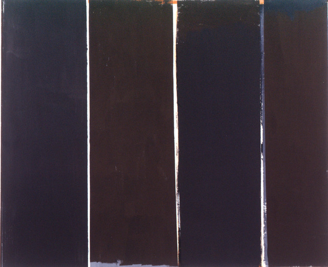 Alan Green, 'Four Browns', 1974, Annely Juda Fine Art