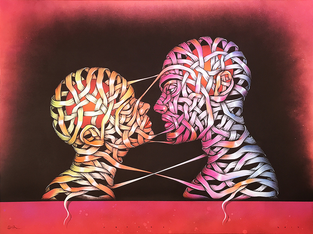 , 'Lovers,' 2017, GCA Gallery
