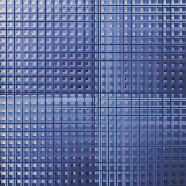 , 'Quadrant/2,' 2019, McKenzie Fine Art