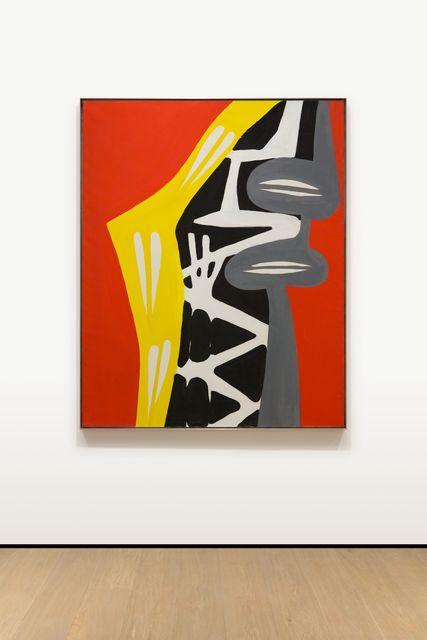 , 'Rot – Weiß – Gelb – Grau,' 1967, Almine Rech Gallery