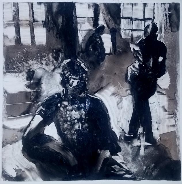 , 'Sleepwalk Redux #9,' 2015, Tabla Rasa Gallery