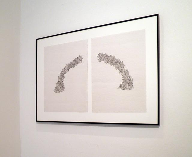 , 'Puente entre fronteras,' 2014, Josedelafuente