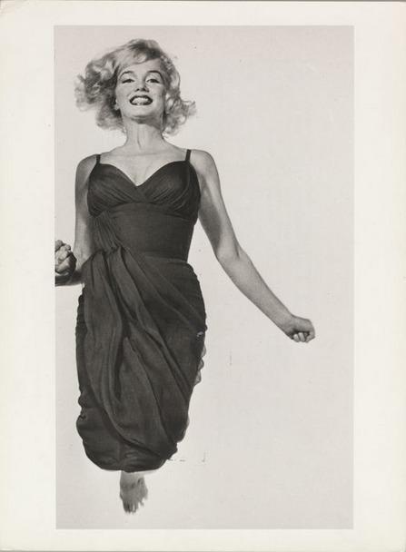 , 'Marylin Monroe Jump,' 1959, °CLAIR Galerie