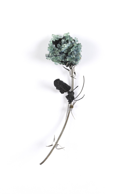 , 'Rose with Leaf,' , Hashimoto Contemporary