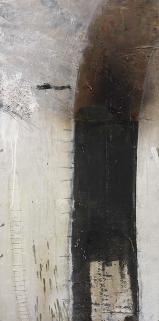 , 'Fire Painting VI,' 2017-2018, Osborne Samuel
