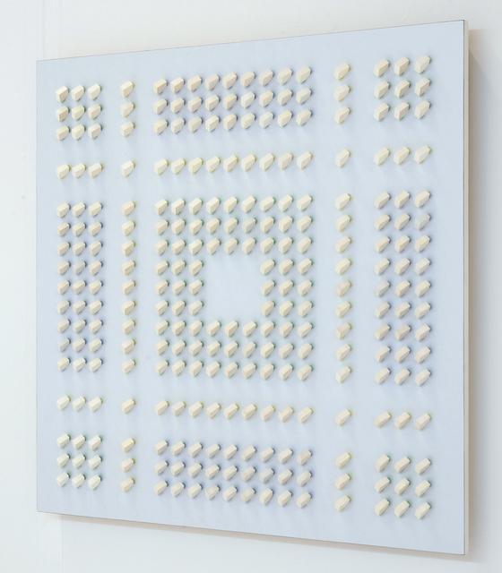 , 'Atmosphere Chromoplastique # 301,' 1973, Durban Segnini Gallery