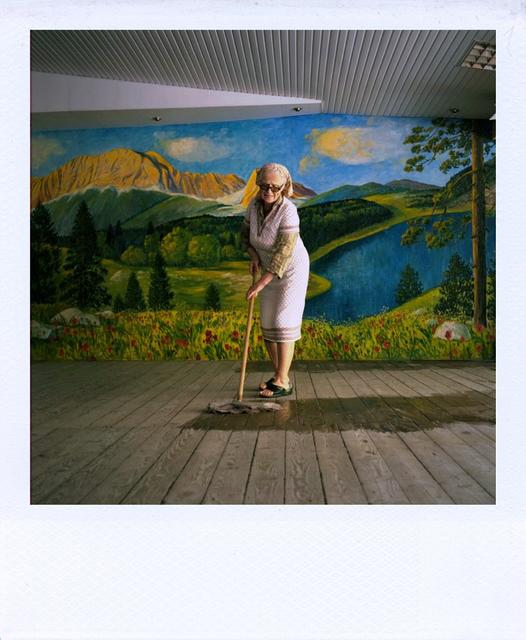 Thomas Dworzak, 'Beyond Socchi', 2012, °CLAIR Galerie