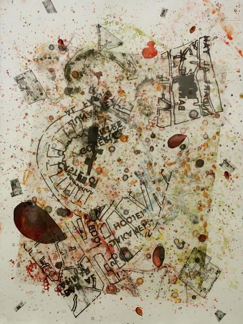 Yvette Drury Dubinsky, 'Breaking Up', 2013, Bruno David Gallery