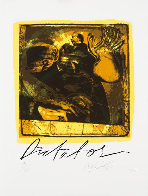 Ralph Steadman, 'Leaders Series: Dictator', 1993, Peacock Visual Arts