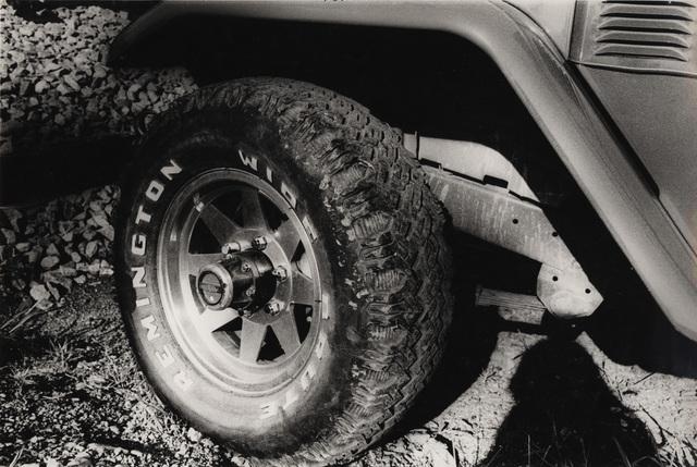 , 'Jeep, Tachikawa City (No. 2164),' 1982, Galerie Bob van Orsouw