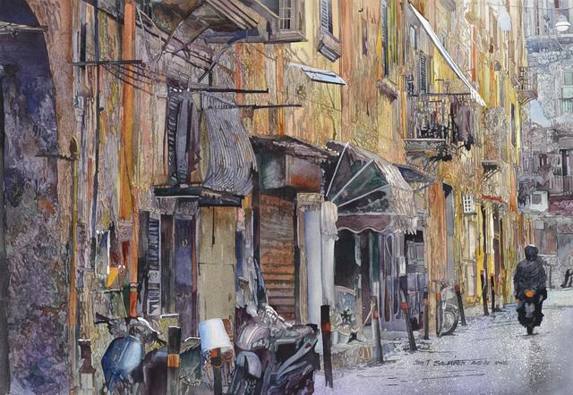 , 'Spanish Quarter, Napoli,' , Stremmel Gallery