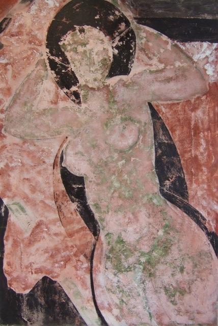 , 'The Lost Frescoes of St Magdalene,' 2006, White Court Art