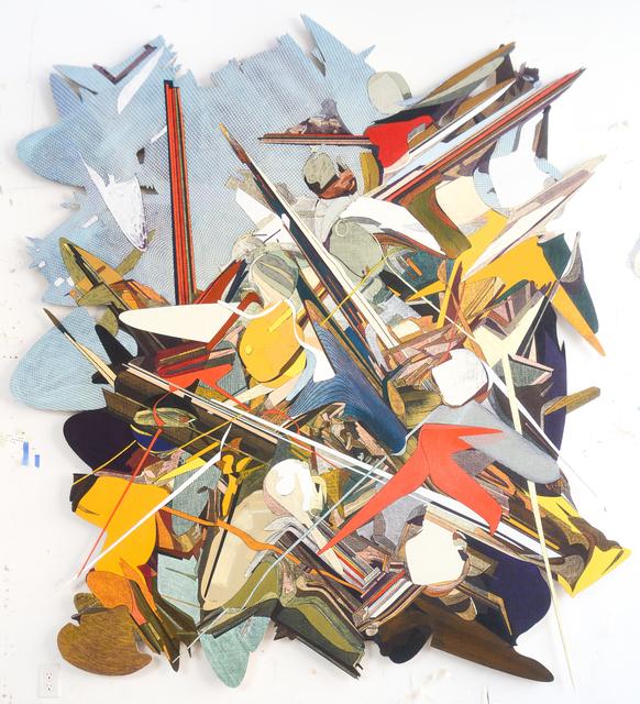 , 'Untitled,' 2018, Arróniz Arte Contemporáneo