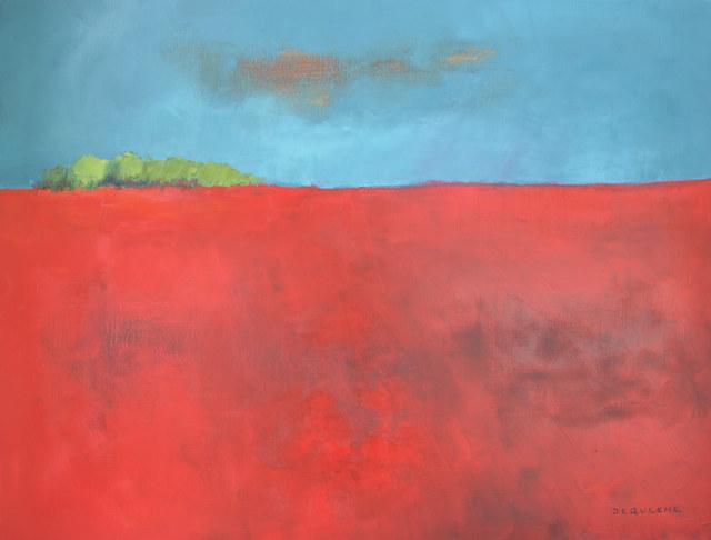 Philippe H. Dequesne, 'Bloody Field', Hugo Galerie